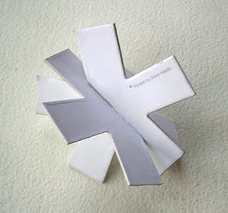 Interlocking Business Card